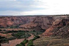 Kanjon de Chelly, Colorado Arkivfoto
