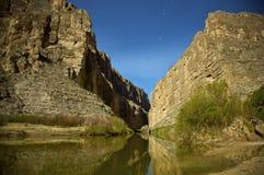 kanjon elena santa Arkivfoto