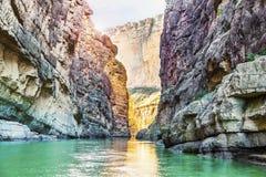 kanjon elena santa Arkivfoton