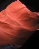 kanjon för 13 antilop inom Arkivfoto