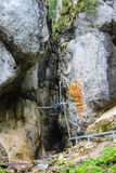 Kanjon för sju stegar Royaltyfri Fotografi