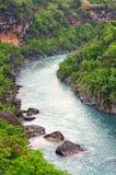 Kanjon Moraca Royaltyfri Foto