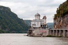 kanjondanube kloster Royaltyfria Foton