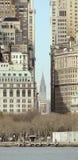 Kanjonen av hjältar NYC Tom Wurl Arkivfoton