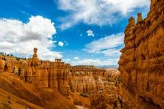 Kanjoner i Utah Royaltyfri Fotografi