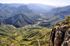 kanjonkoppar Arkivbilder