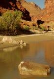 kanjonparia Royaltyfria Foton