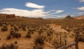 Kanjonpunkt, Utah landskap royaltyfri bild