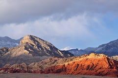 kanjonredrock Arkivbild