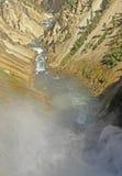 kanjonsikt arkivbild