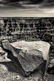 kanjontusen dollarrocks arkivbilder