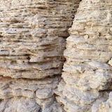 Kanjonvägg arkivfoto
