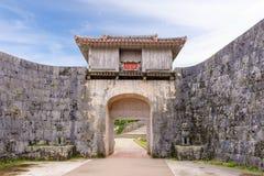 Kankaimon gate Royalty Free Stock Photos
