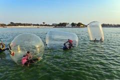 Kankaria jezioro Ahmedabad Zdjęcia Royalty Free