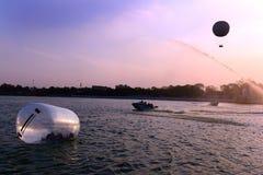Kankaria Lake of Ahmedabad Stock Image
