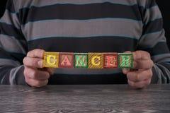 kanker Stock Foto