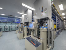 Kankeronderzoeklaboratorium Stock Afbeelding