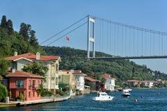 Kanlica, Ιστανμπούλ, Τουρκία Στοκ εικόνες με δικαίωμα ελεύθερης χρήσης
