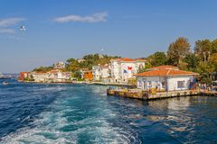 Kanlica Istanbul Stock Photography