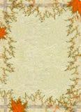 Kann als Postkarte verwendet werden Altes Papier, zerknittert und abgenutzt Auszug stockbild