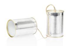 Kann telefonieren Stockfotografie