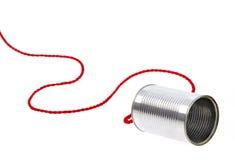 Kann telefonieren Stockfotos
