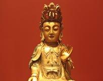 Kannon statue Stock Image