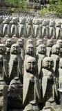 Kannons al santuario di Hasadera immagini stock