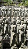 Kannons no santuário de Hasadera Imagens de Stock