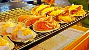 Kanom Buang, thai local sweet dessert Royalty Free Stock Image