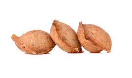 Kanom Krok, sort av thailändsk sweetmeat Arkivfoto
