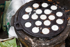 Kanom Krok Royalty Free Stock Photo