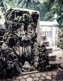 KANOMAN KING THRONE Stock Image