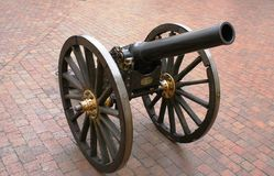 Kanon Royalty-vrije Stock Foto's