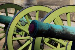 kanon Stockfoto