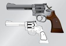 kanon vector illustratie