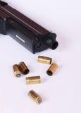 Kanon en kogels Royalty-vrije Stock Fotografie