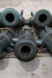 Kanon in Moskou het Kremlin, Rusland royalty-vrije stock fotografie