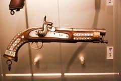 Kanon oude antiquiteiten - het Museum van Sharjah Stock Afbeeldingen