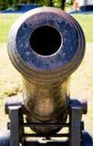 Kanon in Quebec royalty-vrije stock foto