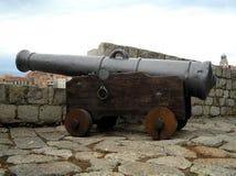 Kanone Stockfoto