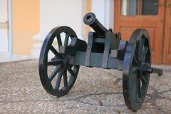 Kanone 1600 Stockfotos