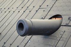 Kanone USSs Kairo stockfoto