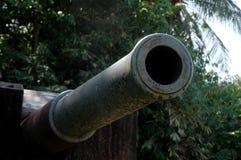 Kanoneholländer Lizenzfreie Stockfotos