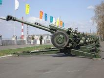 kanonen Stockfoto