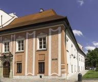 Kanonicza street in city of krakow Stock Photography