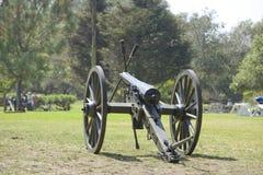 kanoninbördeskrig Royaltyfri Foto