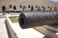 Kanonnen Stock Foto's