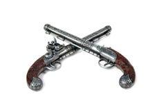 Kanonnen Royalty-vrije Stock Fotografie