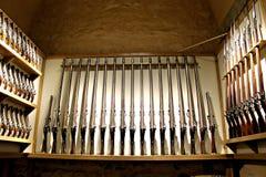 Kanonnen Royalty-vrije Stock Foto's